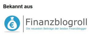 Finanzblogroll Blog