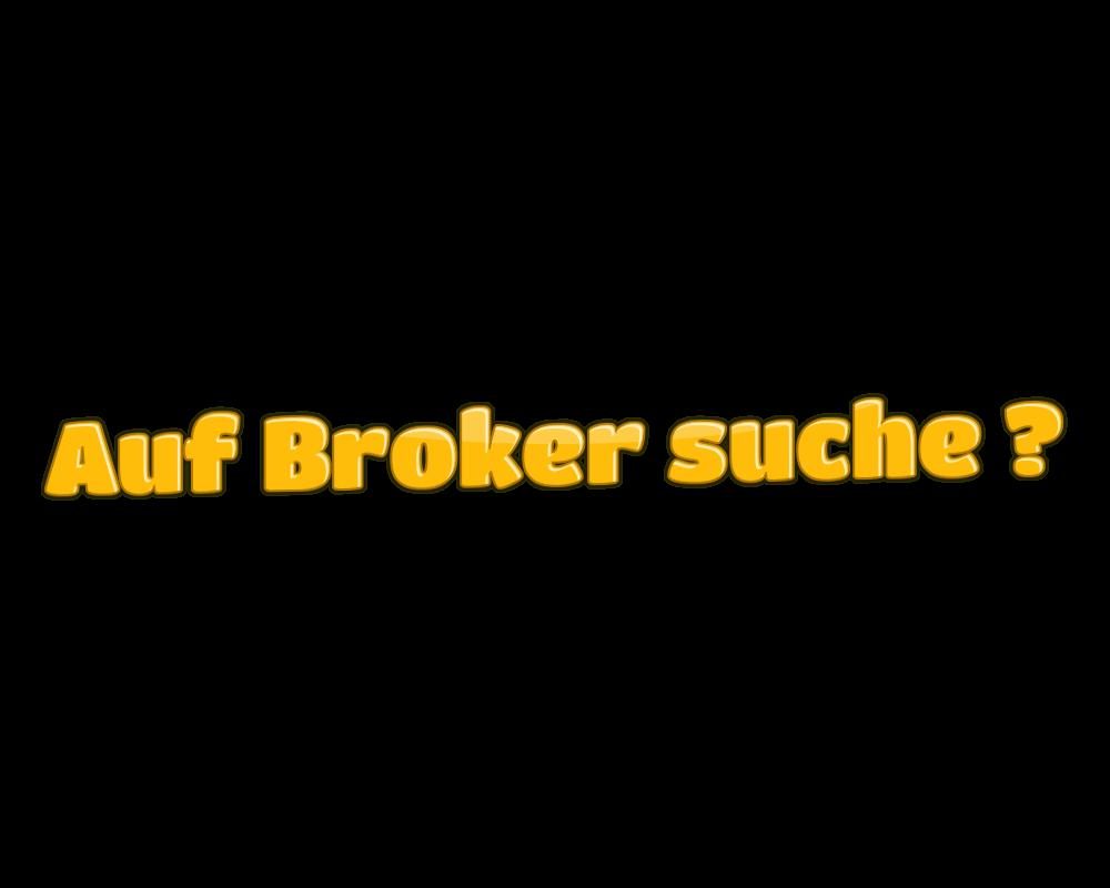brocker suche