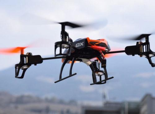Drohnen Technologie